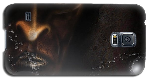 Galaxy S5 Case featuring the digital art Eater Of Dreams by Jeremy Martinson