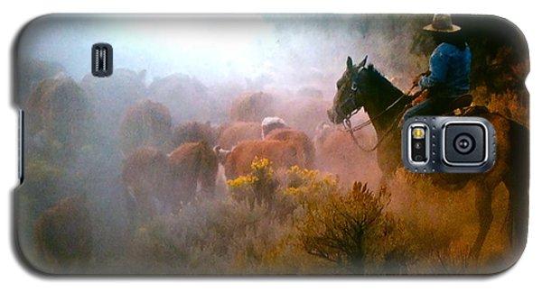 Eatin' Dust Galaxy S5 Case by Lane Baxter