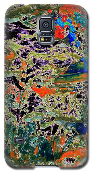 Ebb And Flow Galaxy S5 Case by Jacqueline McReynolds