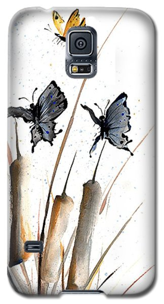 Echo Of Silence Galaxy S5 Case
