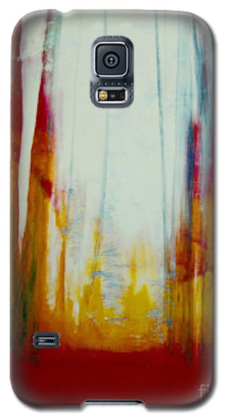 Echo Of The Ancient Ones Galaxy S5 Case by Jeanette French