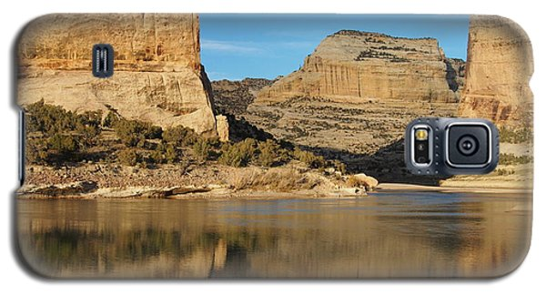 Echo Park In Dinosaur National Monument Galaxy S5 Case