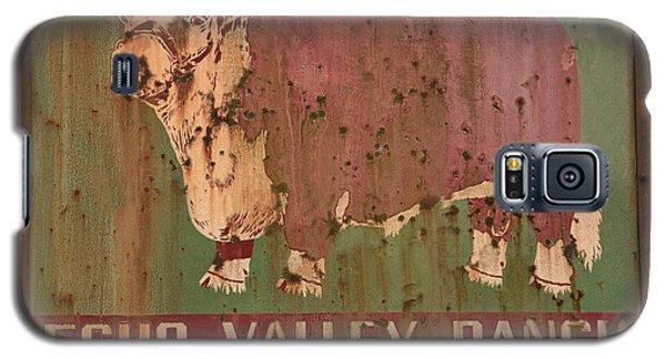 Echo Valley Ranch Galaxy S5 Case