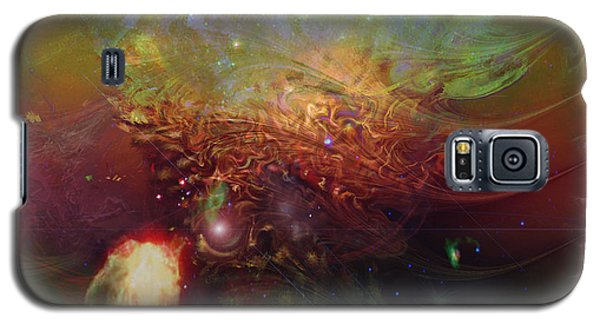 Echoes Galaxy S5 Case
