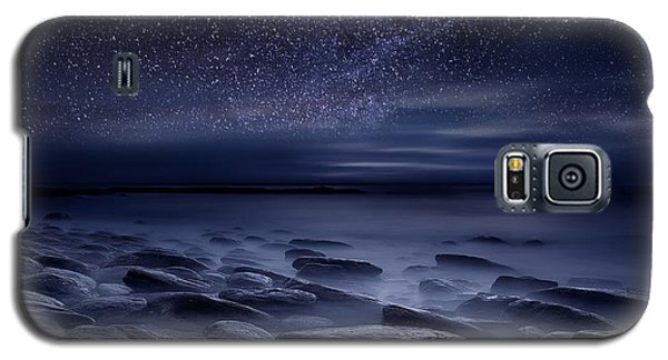 Echoes Of The Unknown Galaxy S5 Case by Jorge Maia