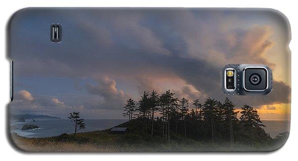 Ecola And The Oregon North Coast Galaxy S5 Case by Ryan Manuel