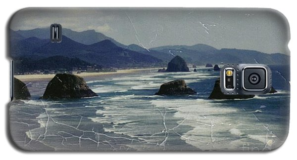 Ecola Sea Stacks Galaxy S5 Case