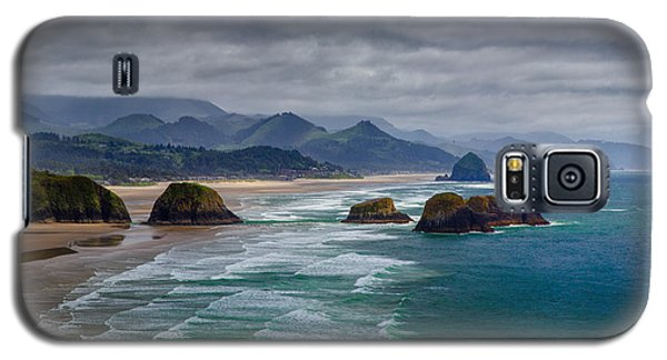 Ecola Viewpoint Galaxy S5 Case by Rick Berk