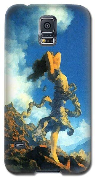 Ecstasy Galaxy S5 Case by Maxfield Parrish