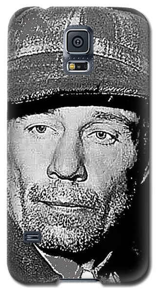 Ed Gein The Ghoul Who Inspired Psycho Plainfield Wisconsin C.1957-2013 Galaxy S5 Case