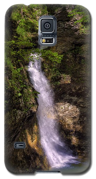 Eden Falls Lost Valley Buffalo National River Galaxy S5 Case