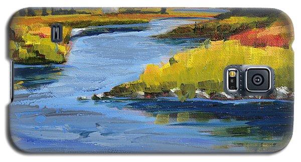 Edgartown Light Galaxy S5 Case