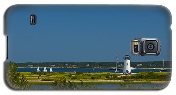Edgartown Lighthouse Galaxy S5 Case by Amazing Jules