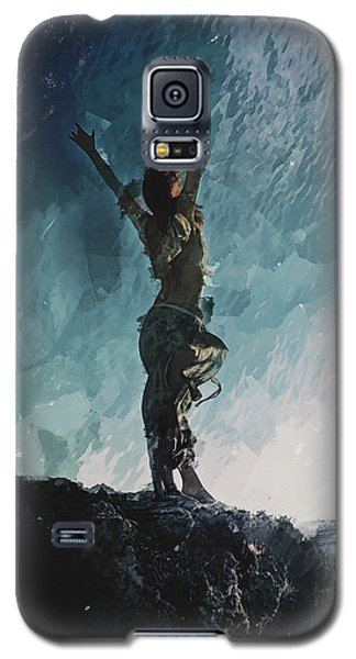 Edge  Galaxy S5 Case