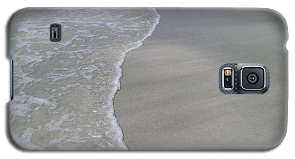 Galaxy S5 Case featuring the photograph Edge Of The Ocean by Ginny Schmidt