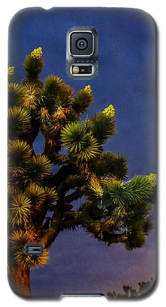 Galaxy S5 Case featuring the photograph Edge Of Town by Angela J Wright