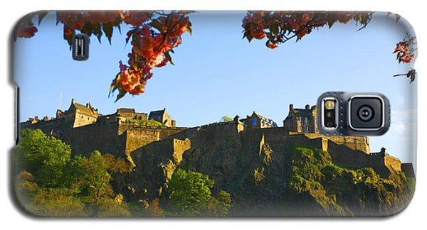 Edinburgh Castle  Galaxy S5 Case by Craig B