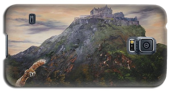 Edinburgh Castle Scotland Galaxy S5 Case
