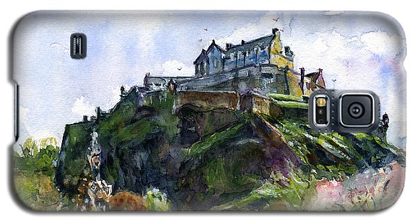 Edinburgh Castle Scotland Galaxy S5 Case