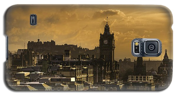 Edinburgh Dusk Galaxy S5 Case