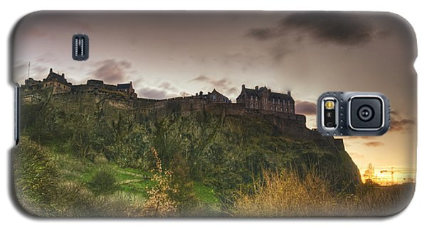 Edinburgh Rock Galaxy S5 Case