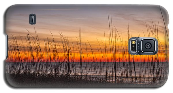 Edisto Beach Sunrise 02 Galaxy S5 Case