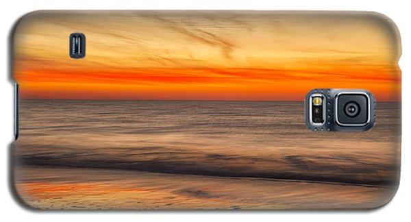Edisto Beach Sunrise 10 Galaxy S5 Case