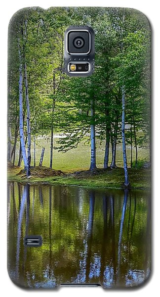 Edson Hill Reflections Galaxy S5 Case