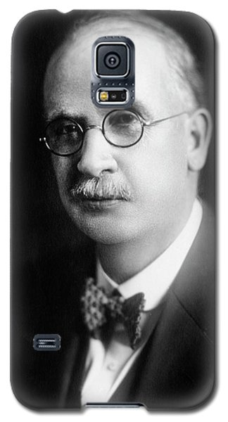 Edward Bartow Galaxy S5 Case by Chemical Heritage Foundation