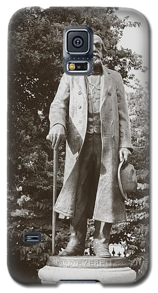 Galaxy S5 Case featuring the photograph Edward Everett Horton by Boris Mordukhayev