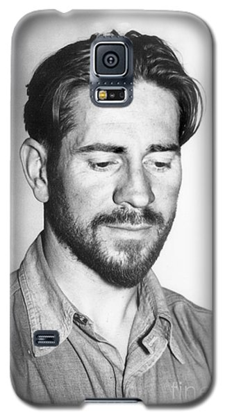 Edward Flanders Robb Ricketts       May 14 1897  May 11 1948  Galaxy S5 Case
