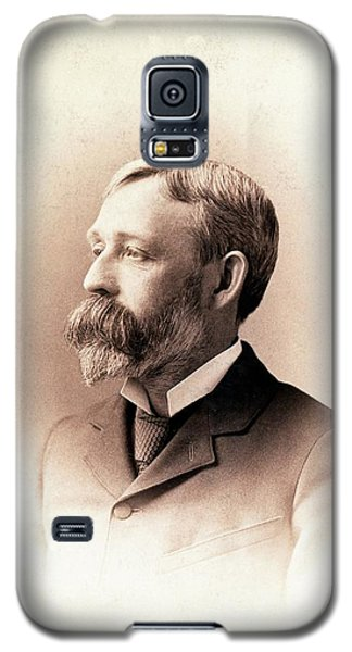 Edward Laurens Mark Galaxy S5 Case by American Philosophical Society