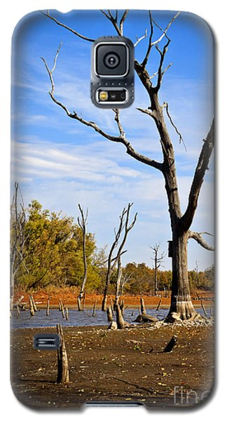 Galaxy S5 Case featuring the photograph Effects Of Drought by Lawrence Burry