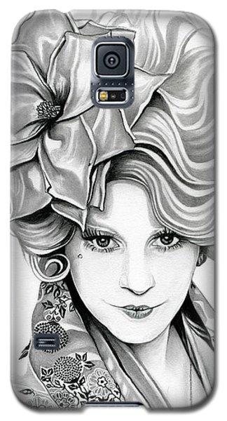 Effie Trinket - The Hunger Games Galaxy S5 Case