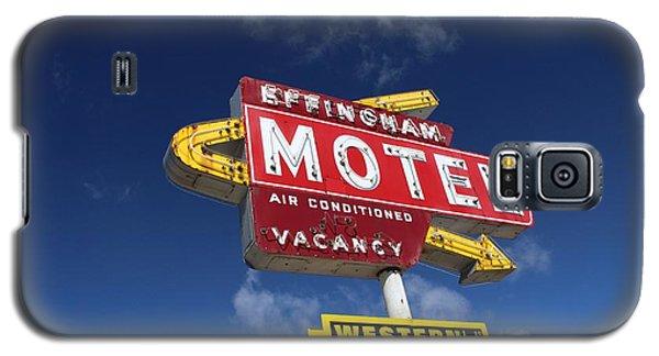 Effingham Motel Galaxy S5 Case