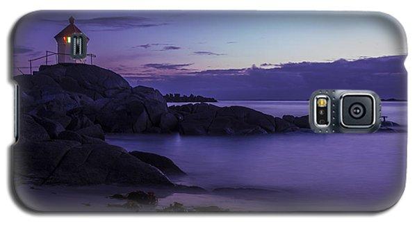 Eggum Lighthouse Galaxy S5 Case