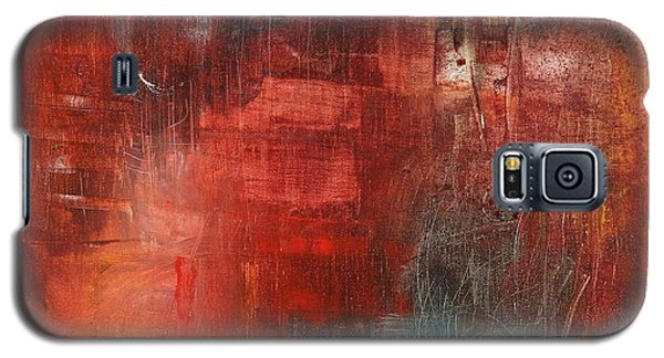 Galaxy S5 Case featuring the painting Egotistical Bypass by Jason Williamson