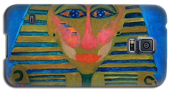 Egypt Ancient  Galaxy S5 Case by Colette V Hera  Guggenheim