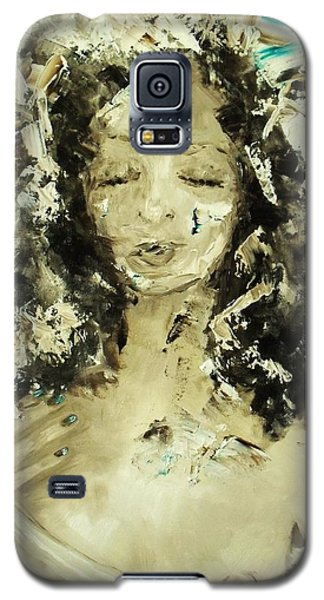Egyptian Goddess Galaxy S5 Case