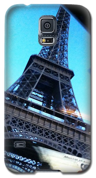 Eiffel In Motion Galaxy S5 Case