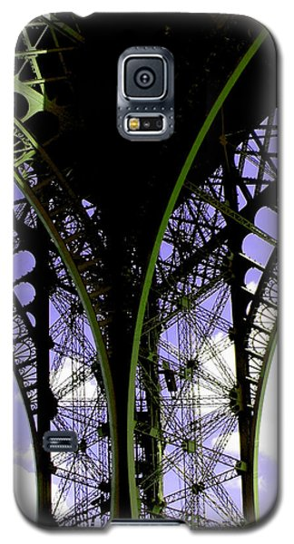 Eiffel Lace Galaxy S5 Case