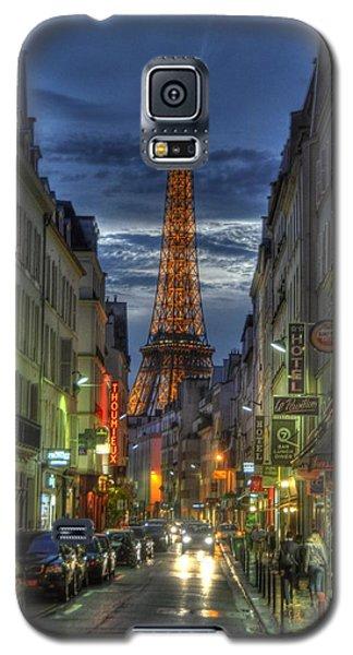 Eiffel Over Paris Galaxy S5 Case