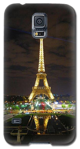 Eiffel Tower At Night 2013 Galaxy S5 Case