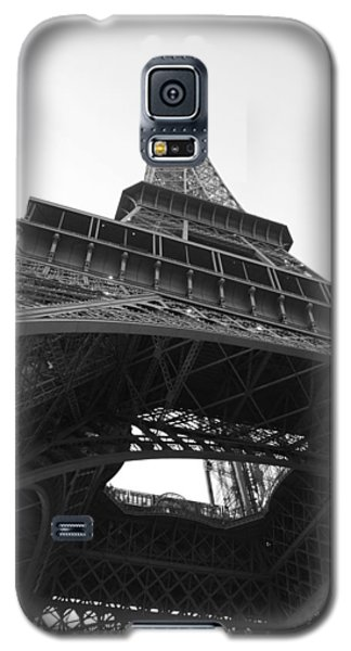 Eiffel Tower B/w Galaxy S5 Case