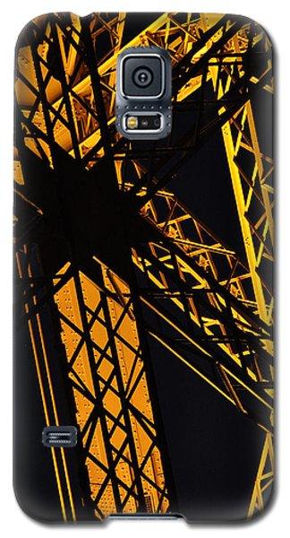 Eiffel Tower Detail Galaxy S5 Case
