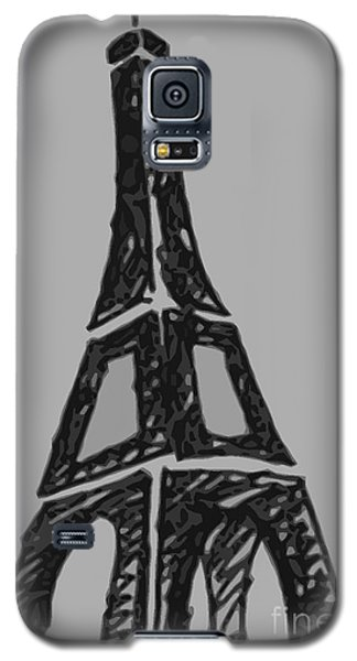 Eiffel Tower Graphic Galaxy S5 Case