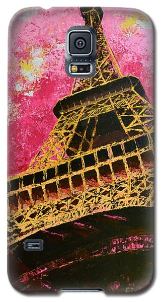 Eiffel Tower Iconic Structure Galaxy S5 Case