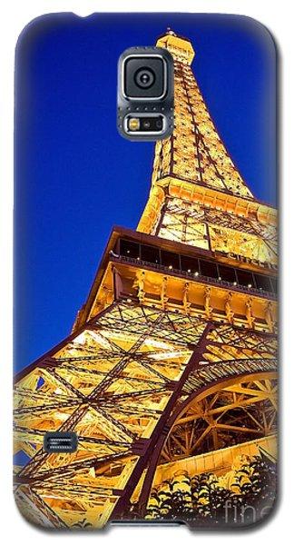 Eiffel Tower Paris Las Vegas Galaxy S5 Case