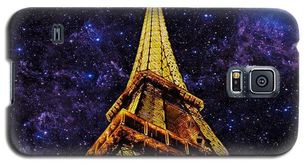 Eiffel Tower Photographic Art Galaxy S5 Case