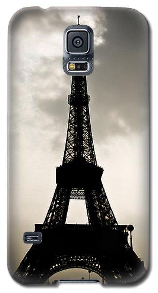 Eiffel Tower Silhouette Galaxy S5 Case